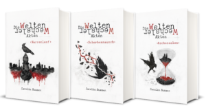 Alle drei Bände der WeltenWechsler Akten